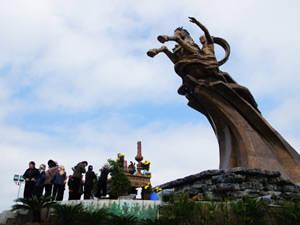 Đền Gióng Sóc Sơn - iVIVU.com