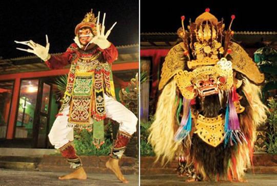 Điệu múa Bali - iVIVU.com