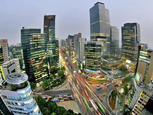 Khu trung tâm thương mại Apgujeong-dong, Gangnam - iVIVU.com