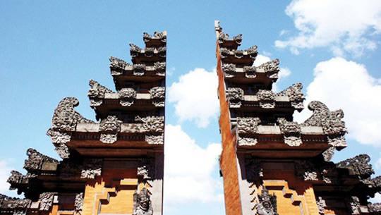 Biểu tượng kiến trúc Bali - iVIVU.com