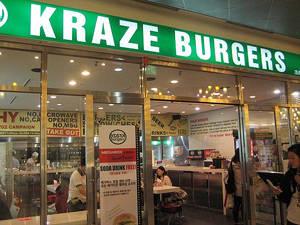 Tiệm thức ăn nhanh Kraze Burger, Gangnam - iVIVU.com