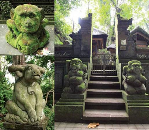 Đền cổ tại Ubud, Bali - iVIVU.com