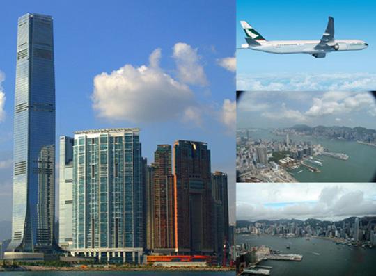 Tòa nhà Sky, Hong Kong - iVIVU.com