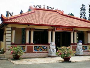 Khu di tích Đình Thắng Tam, Vũng Tàu - iVIVU.com