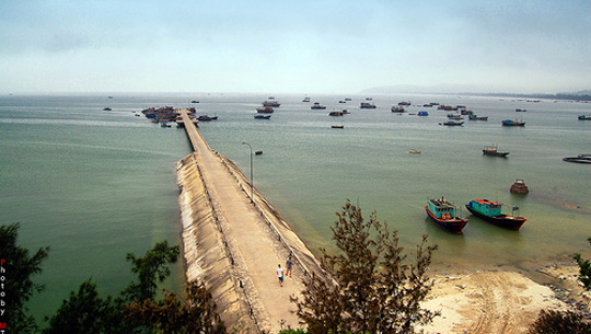 Cầu cảng Cô Tô - iVIVU.com