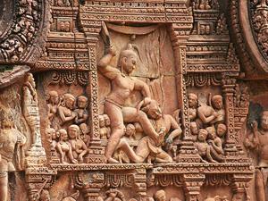 Banteay Srei - iVIVU.com