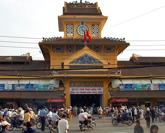 Chợ Bình Tây TP HCM - iVIVU.com