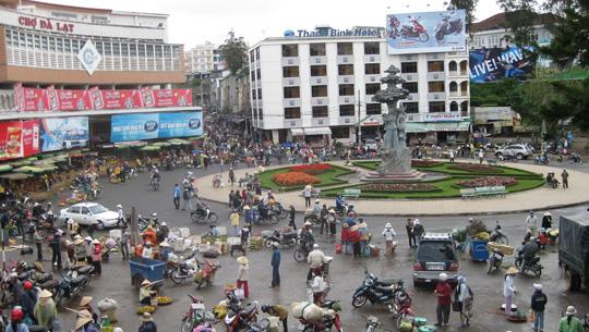 Chợ Đà Lạt, Lâm Đồng - iVIVU.com