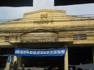 Chợ Bà Hoa TP HCM - iVIVU.com