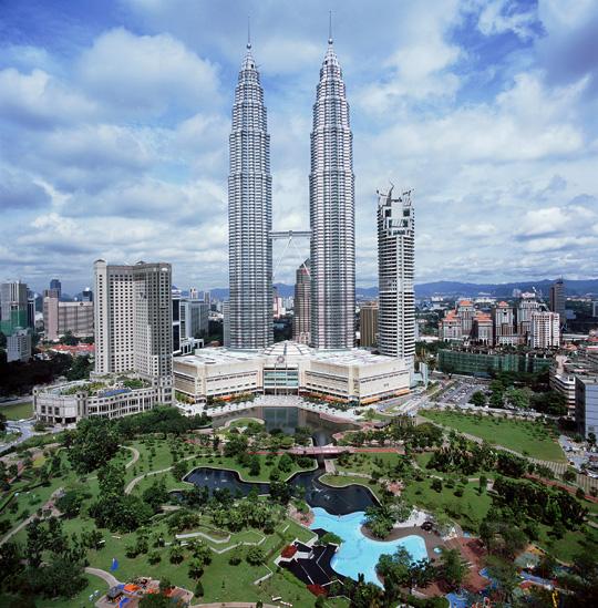 Kuala Lumpur - Một thành phố du lịch hiện đại