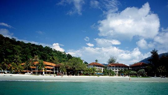 Đảo pangkor xinh đẹp của Malaysia