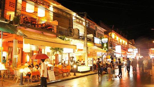 Du lịch Campuchia - Siem Reap - iVIVU.com