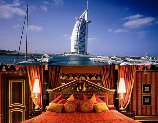 Khách sạn Burj Al Arab, Dubai, Các Tiểu Vương Quốc Ả Rập Thống Nhất - iVIVU.com