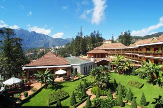 Victoria Sapa Resorts & Spa - iVIVU.com