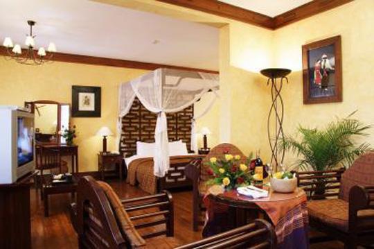Khu nghỉ dưỡng Victoria Sapa Resort & Spa - Lộng lẫy nét kiến trúc vùng cao