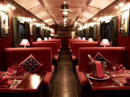 Tàu điện Victoria Express