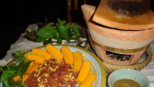 Đặc sản ẩm thực, cây trái Bình Dương