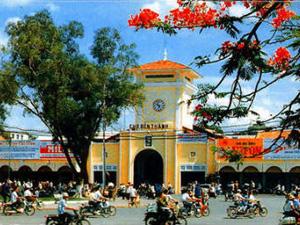Chợ Bến Thành Sài Gòn - iVIVU.com