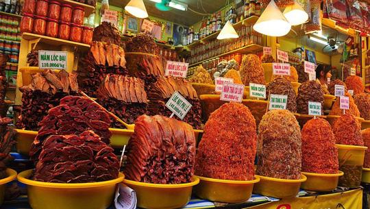 Đặc sản Mắm Châu Đốc - iVIVU.com