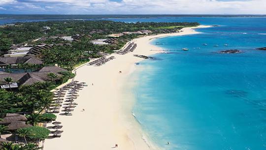 Bãi biển Belle Mare, Mauritius - iVIVU.com