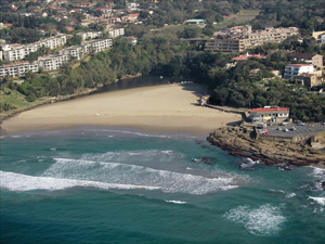 Bãi biển Uvongo, Nam Phi - iVIVU.com