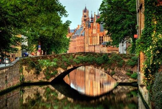 Thành phố Brugge, Bỉ - iVIVU.com