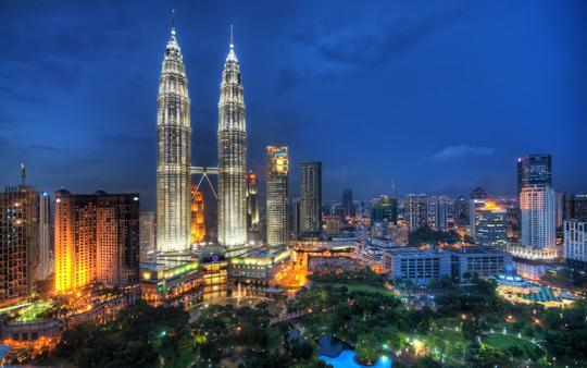 Tháp đôi Petronas - iVIVU.com