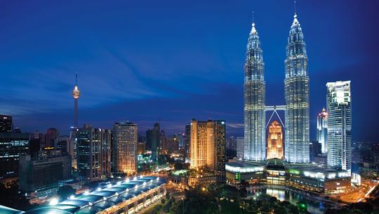 Trung tâm thành phố Kuala Lumpur - iVIVU.com