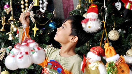 Noel khu phố người Hoa - iVIVU.com