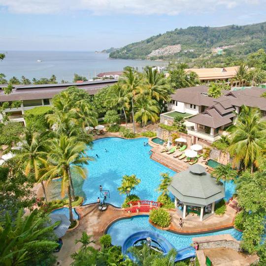Diamond Cliff Resort & Spa.