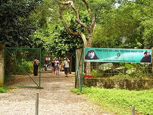 Trung tâm cứu hộ thú linh trưởng Cúc Phương - iVIVU.com