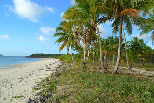 Chiêm ngắm cảnh quan của hòn đảo đẹp tuyệt vời nhất