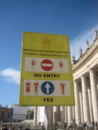 Lưu ý khi tới Vatican - iVIVU.com