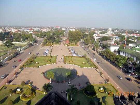 Du lịch Lào - Thủ đô Viên Chăn - iVIVU.com