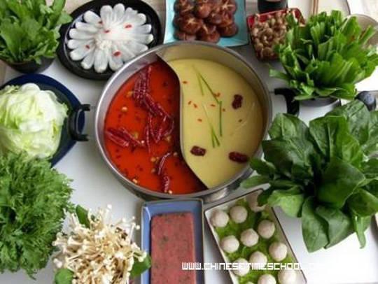 Ẩm thực Trung Hoa - Lẩu Tứ Xuyên - iVIVU.com