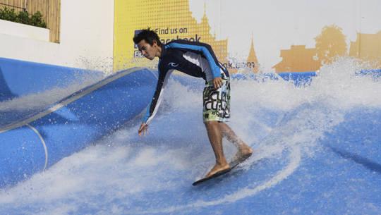 Du lịch Bangkok - Thể thao mạo hiểm - iVIVU.com