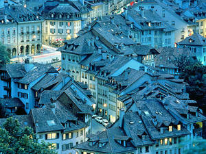 Phố Kramgasse, Bern, Switzerland - iVIVU.com