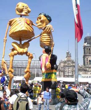Tử lễ El Dia De Los Muertos - iVIVU.com