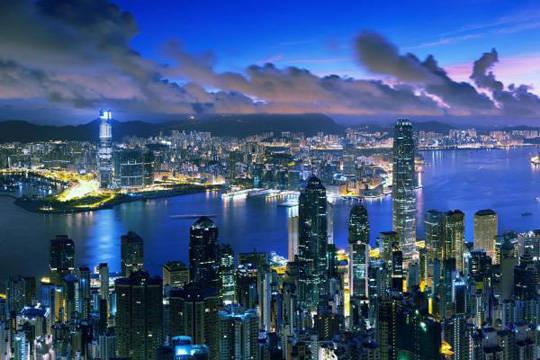 Cảng Hong Kong - iVIVU.com