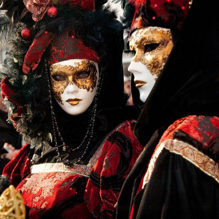 Lễ hội hóa trang ở Venice - iVIVU.com
