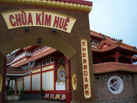 Chùa Kim Huê - iVIVU.com