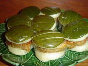Bánh dày dân tộc Mông - iVIVU.com
