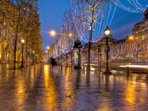 Đại lộ Champs-Elysées, Paris, Pháp - iVIVU.com