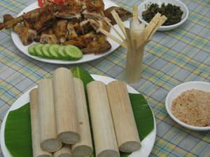 Cơm Lam Tuyên Quang - iVIVU.com