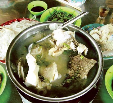 Lẩu cháo cá lóc - iVIVU.com