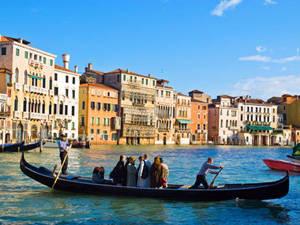 Thuyền Traghetto ở Venice - iVIVU.com