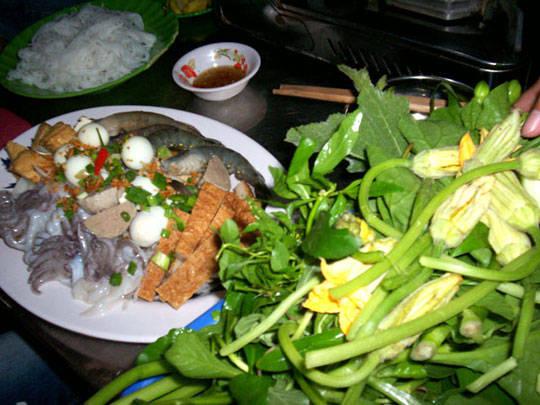 Lẩu cua đồng - iVIVU.com