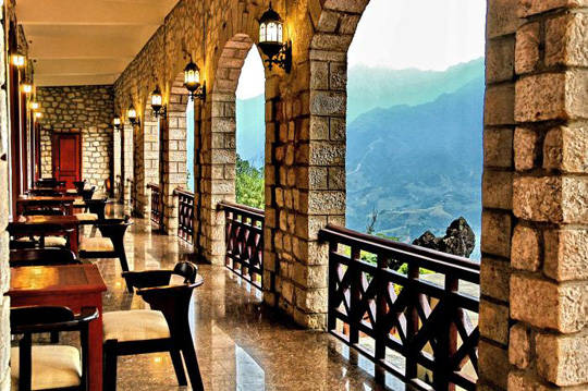 Khách sạn Sapa - Bamboo Sapa - iVIVU.com