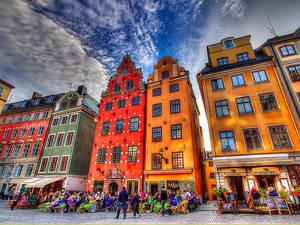 Phố Gamla Stan, Stockholm, Thụy Điển - iVIVU.com