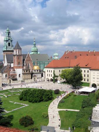 Cố đô Krakow - iVIVU.com